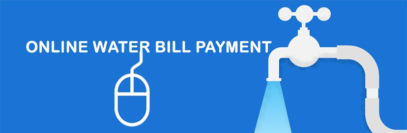 Online Water Bill Payments